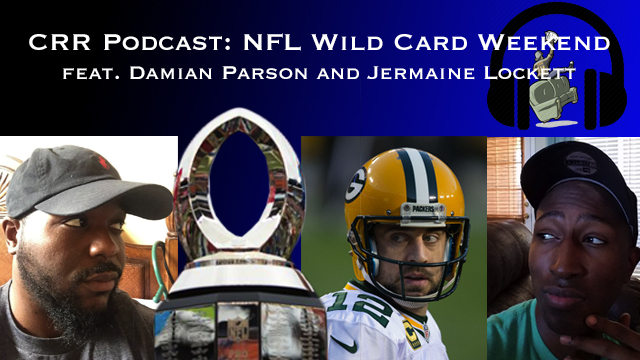 CRR NFL Wild Card Podcast Photo