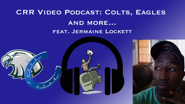 Lockett podcast Colts Eagles