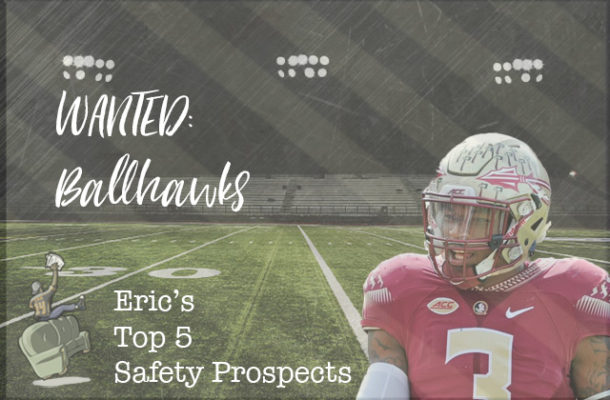 Top 5 Safety Prospects 2018 NFL Draft