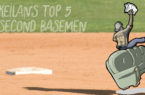 Top 5 Second Basemen