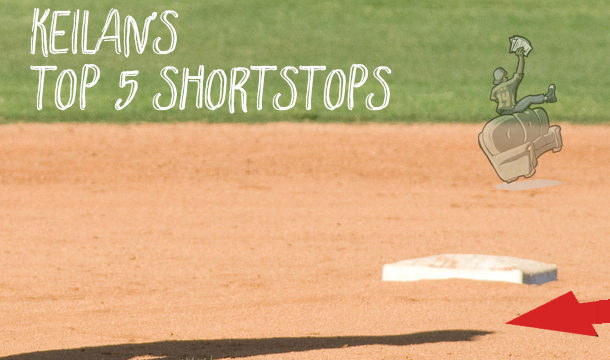 2018 MLB Season: Top 5 Shortstops