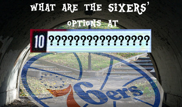 sixers options