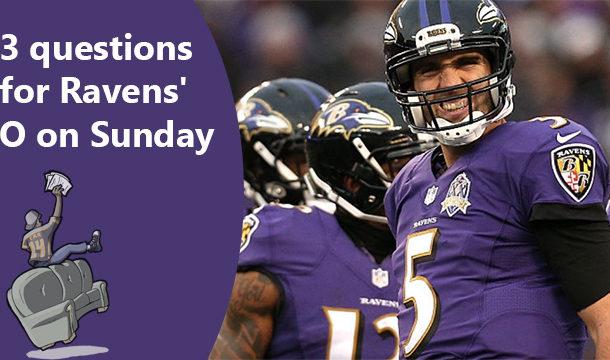 3 Qs for Ravens' O