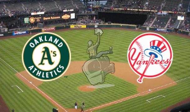 A's vs Yankees