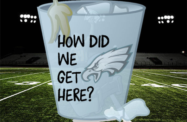 How did we get here eagles