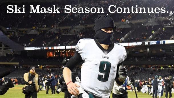 Ski mask Season