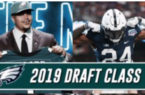 Eagles Draft class
