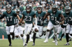 Eagles' Woes on D Getty