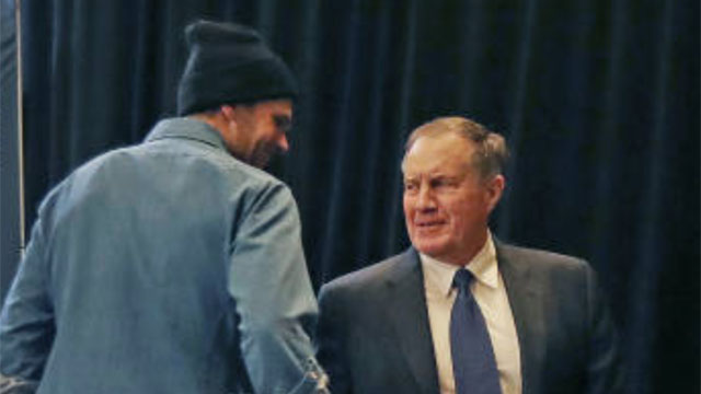 Brady says bye Bill Getty