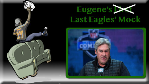 Eugene Eagles' Mock
